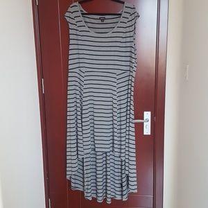Beautiful hi low dress